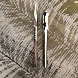 Benefit eyebrow pencils - barely used